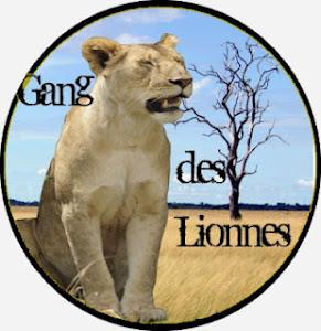 Je suis une lionne :)