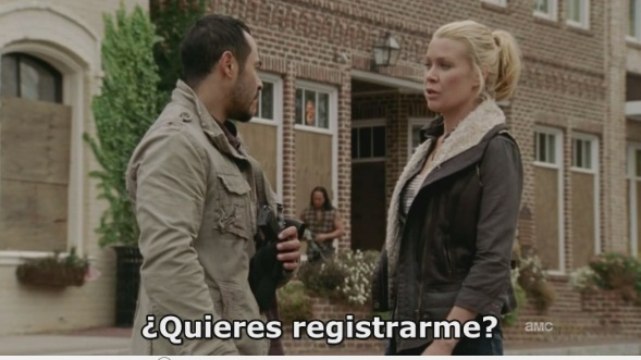 "The Walking Dead 3×14 ""Prey"" [HdTv-Avi] [Subtitulos Español Pegados] [FS]"