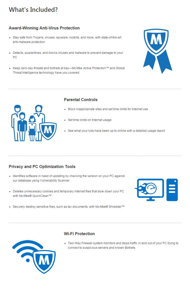 McAfee Internet Security [6 MONTHS LEGIT LICENSE]
