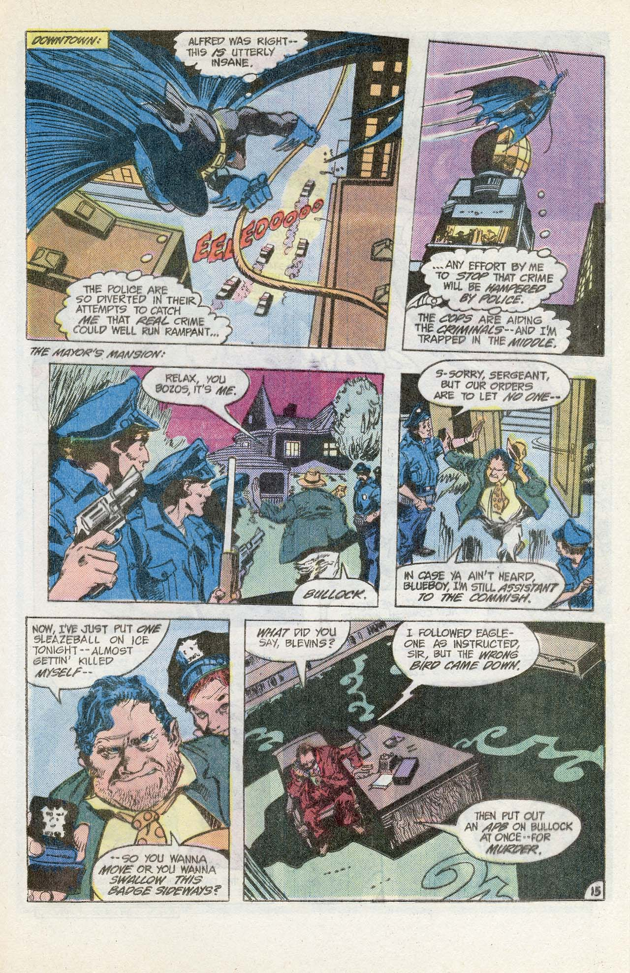 Detective Comics (1937) Issue #546 Page 20