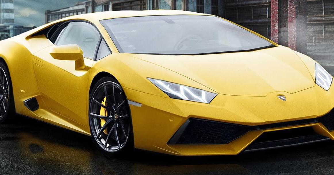 Lamborghini Huracan é o nome do sucessor do Gallardo