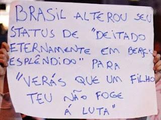 Movimentos democráticos pelo Brasil