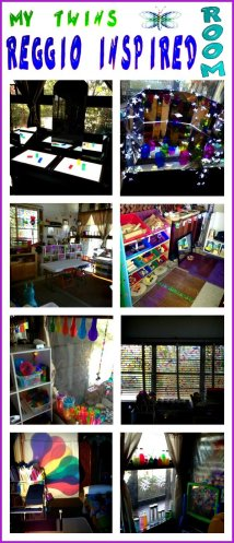 Reggio Inspired Room