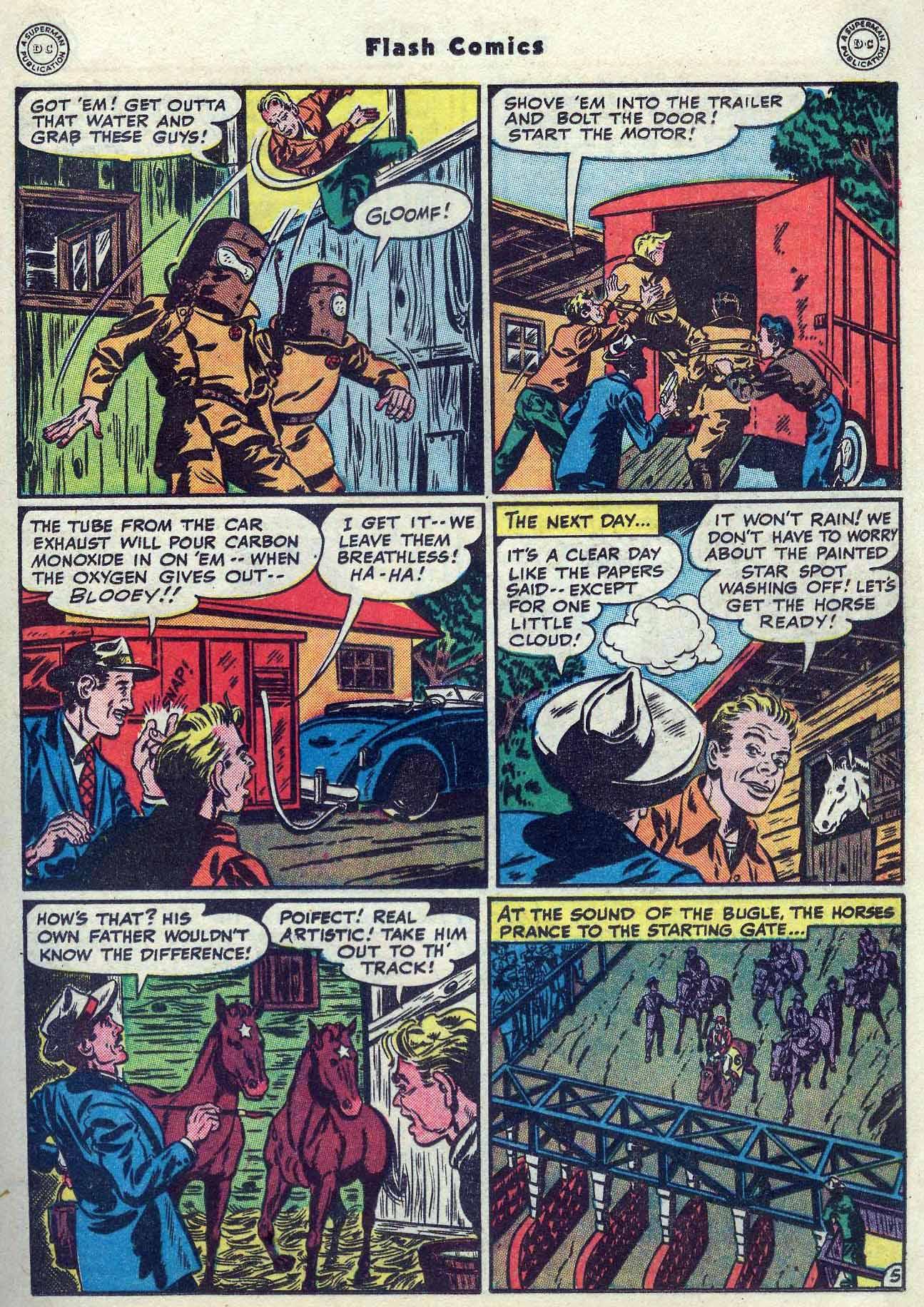 Flash Comics Issue #104 #104 - English 29