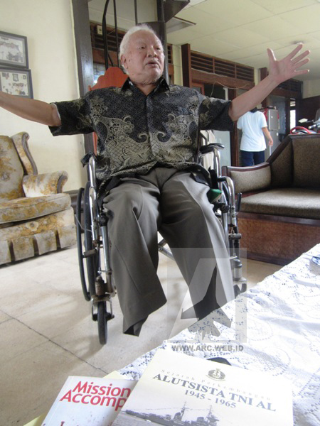 Kolonel Purnawirawan Arifin Rosadi