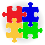 Image Result For Autism Puzzle Coloring