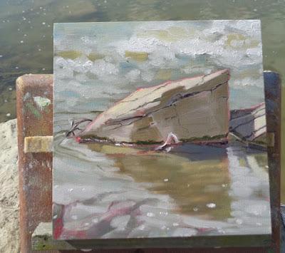 alberta landscape painting