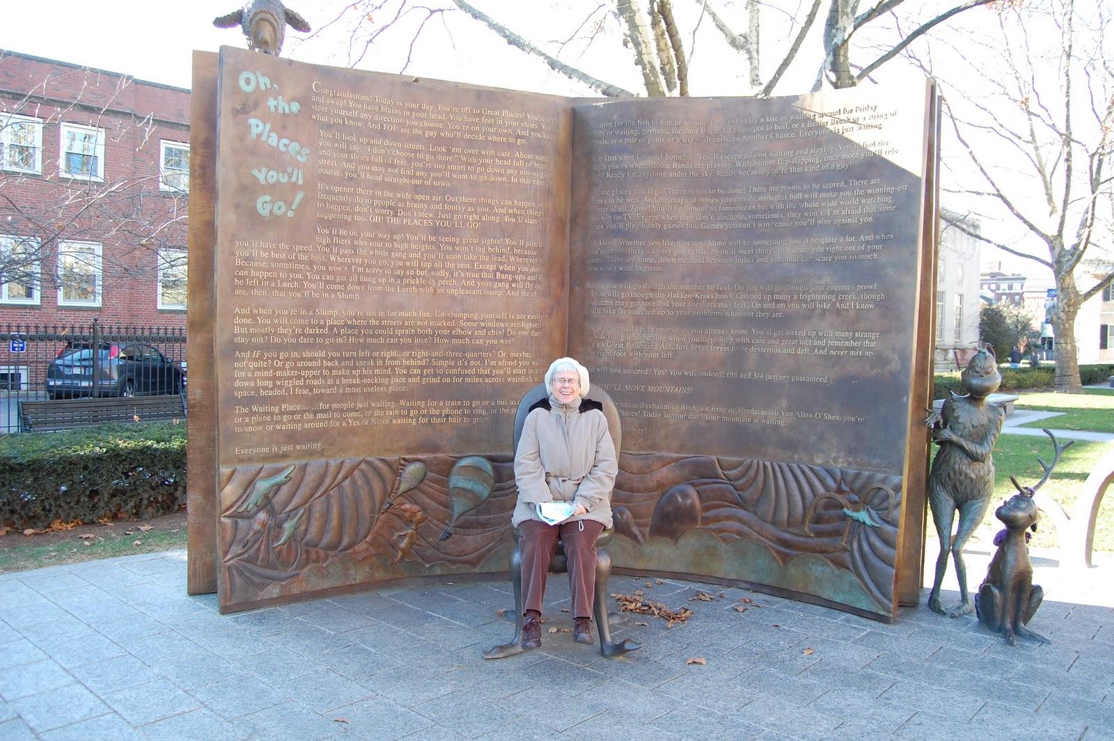 More Pictures Dr Seuss National Memorial Sculpture Garden