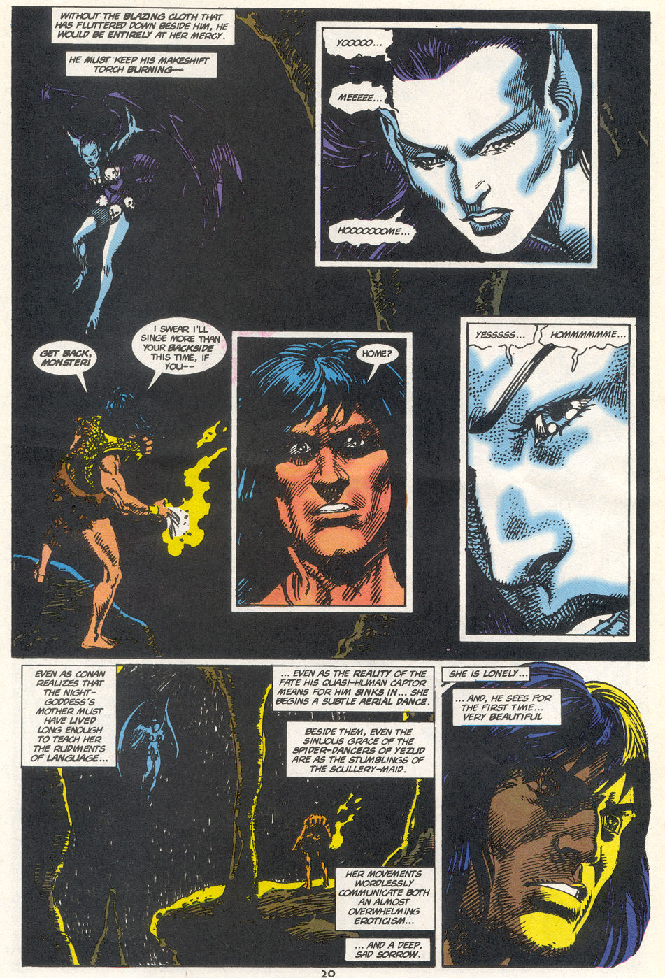 Conan the Barbarian (1970) Issue #274 #286 - English 15