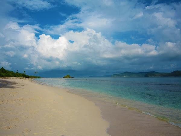 keindahan pulau bunta aceh besar