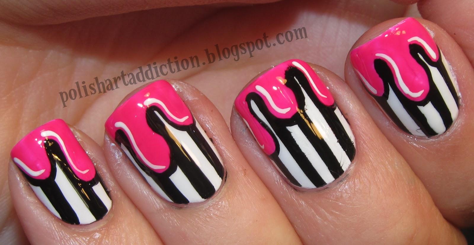 Stripes & Drips