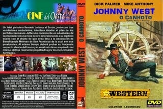 JOHNNY WEST - O CANHOTO