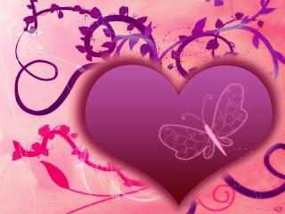 Fondos de pantallas con dibujos de corazones