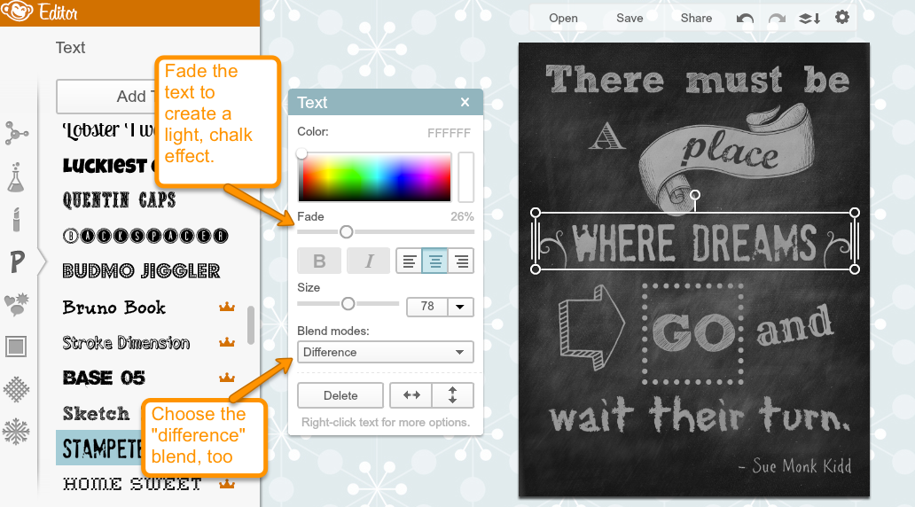 Upcycled Education: PicMonkey {for Tech Tuesday} + Free Download