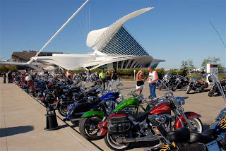 Harley-Davidson 110th anniversary