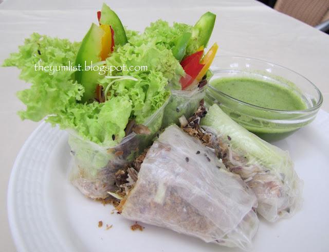 The Leaf Healthy House, Georgetown, Penang, organic, vegetarian,