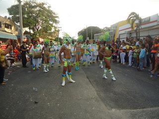 La Sensualidad y el Movimiento de Cartagena en los caminos del Carnaval de Barranquilla