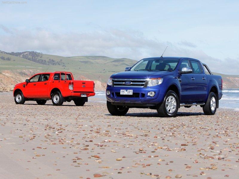 Ford Ranger 2012 Tuning - Fotos de coches - Zcoches
