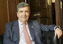 Juan Manuel Fernández, en el Tribunal Superior de Xustiza.