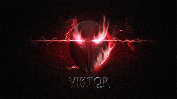 Viktor logo icon League of Legends