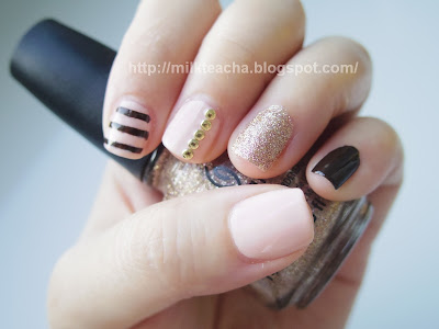 Simple yet Chic nails