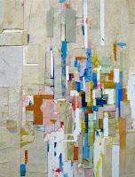 artNEWS: James Palmigiano: Recent Collages