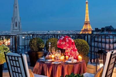 Travel Tuesday: Fabulous Places For A Romantic Getaway.