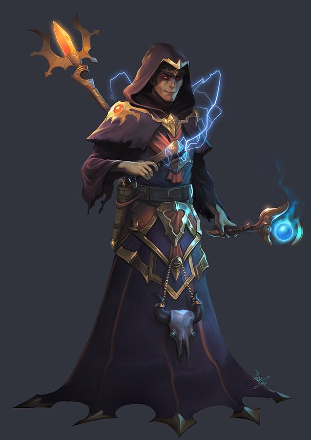 oread monk pathfinder - 637×900