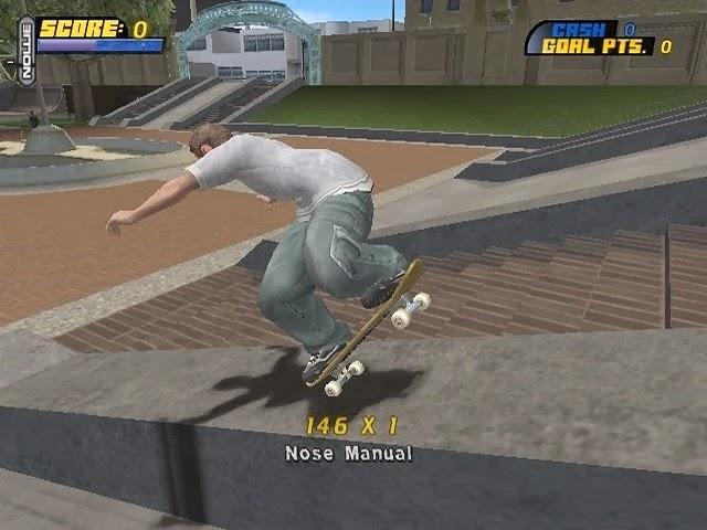 tony hawk pro skater 4 ps2 iso