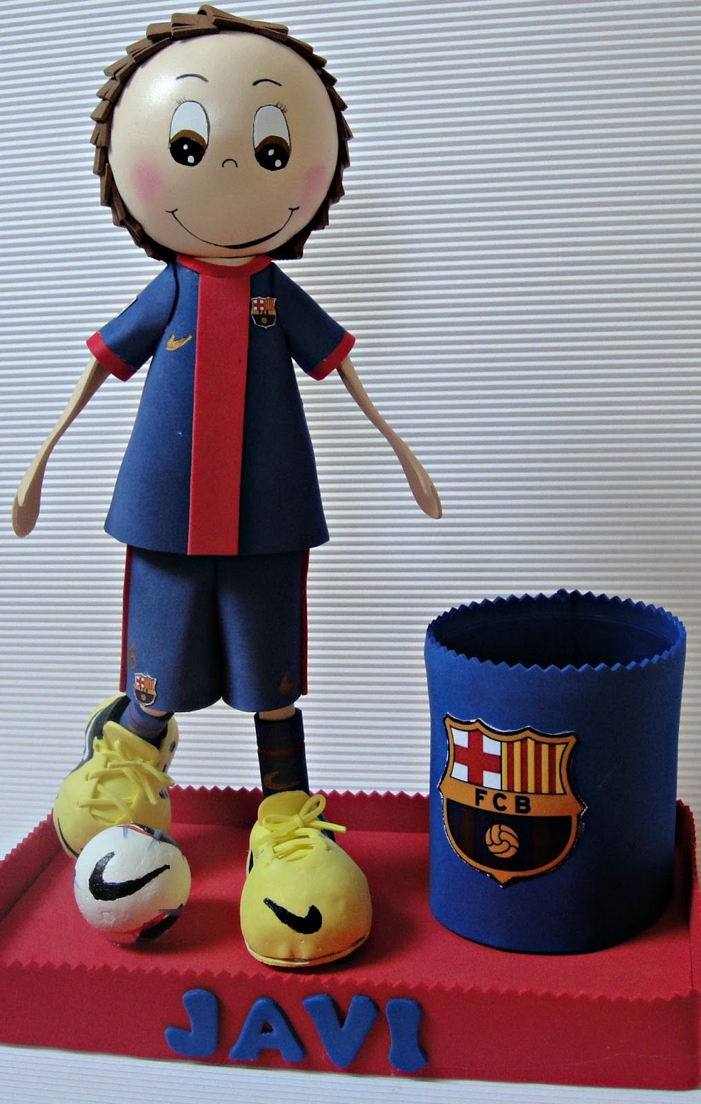 Futbolista Barcelona