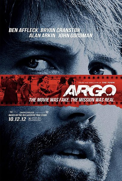 argo, movie, ben affleck