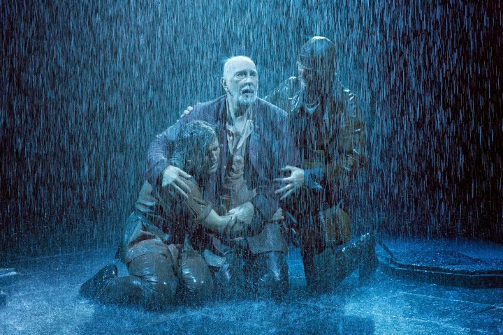 madness in king lear act 3 King lear is a tragedy written by william shakespeare it depicts the gradual descent into madness of the title character, after he  a watercolour of king lear and the fool in the storm from act iii, scene ii of king lear  on 8 may 2016, bbc radio 3's drama on 3 broadcast a production directed by gaynor macfarlane with.