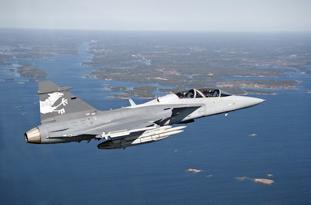 Saab Gripen E/F