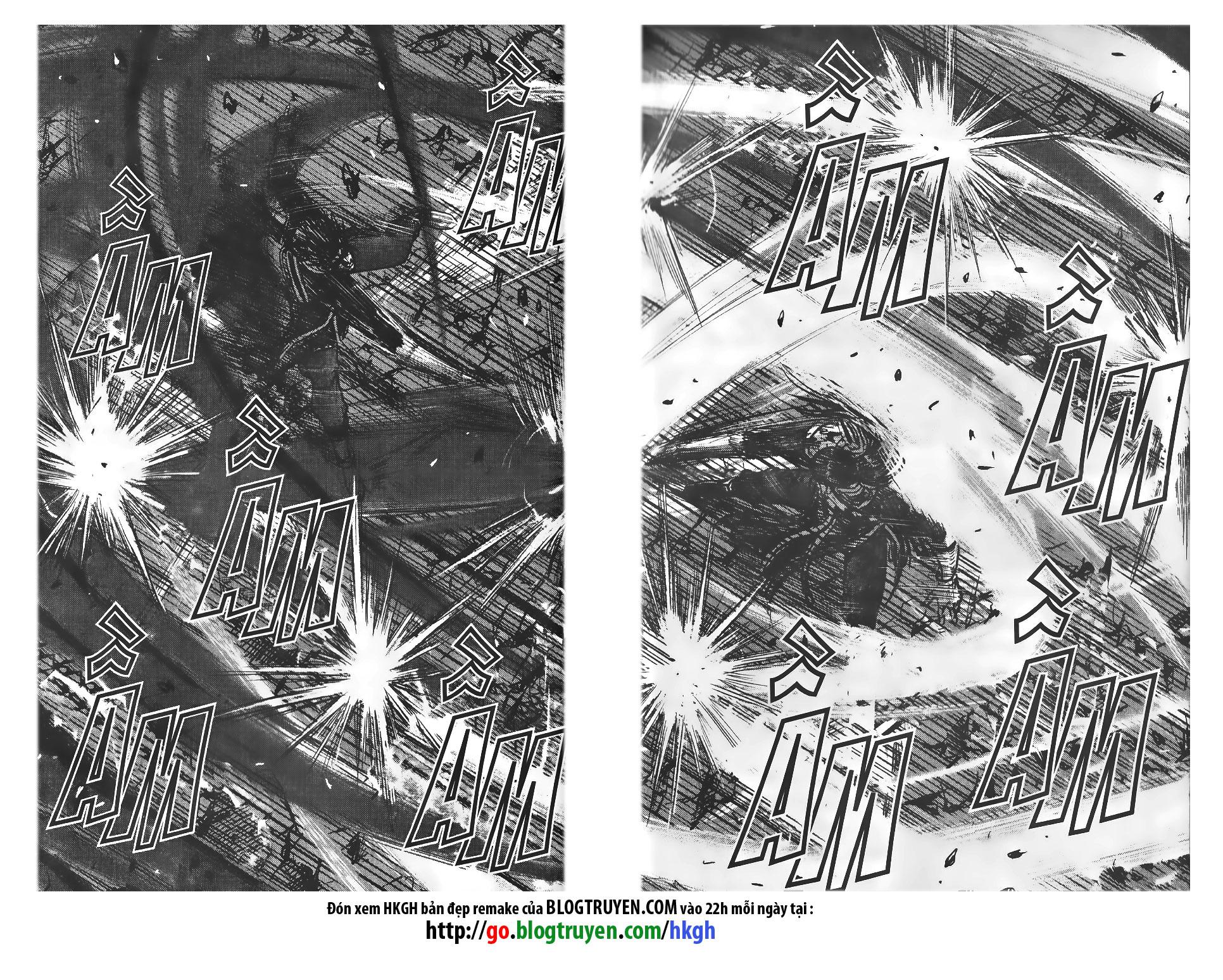 Hiệp Khách Giang Hồ chap 394 page 8 - IZTruyenTranh.com
