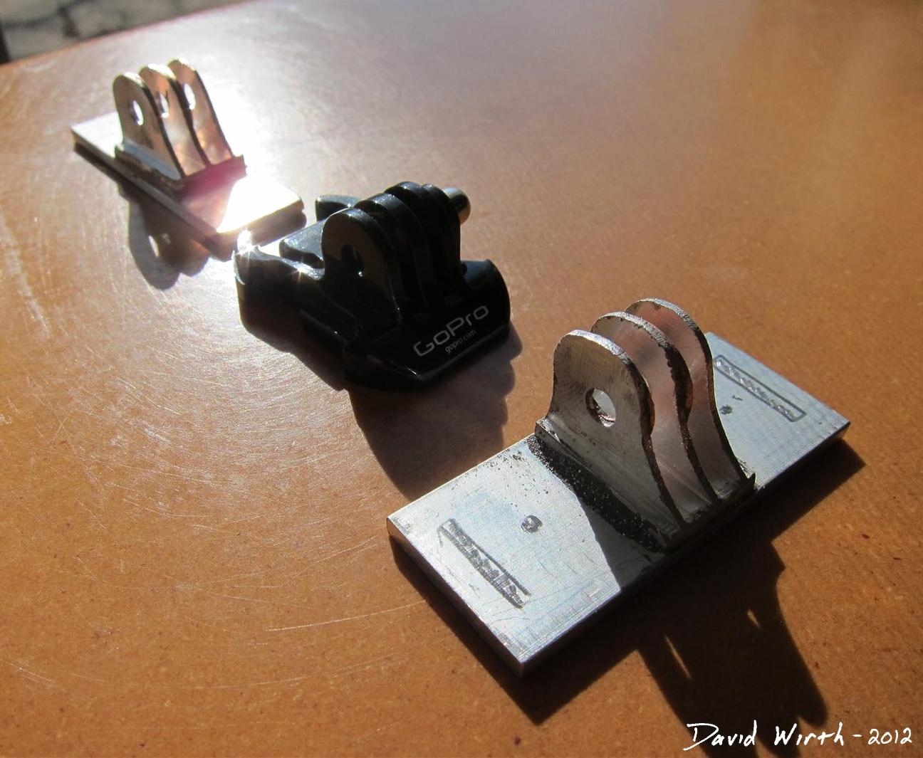 Gopro Camera And Diy Mounts