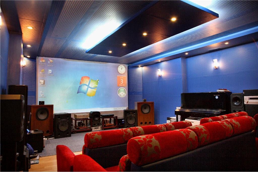 Phòng Chiếu Phim 3D