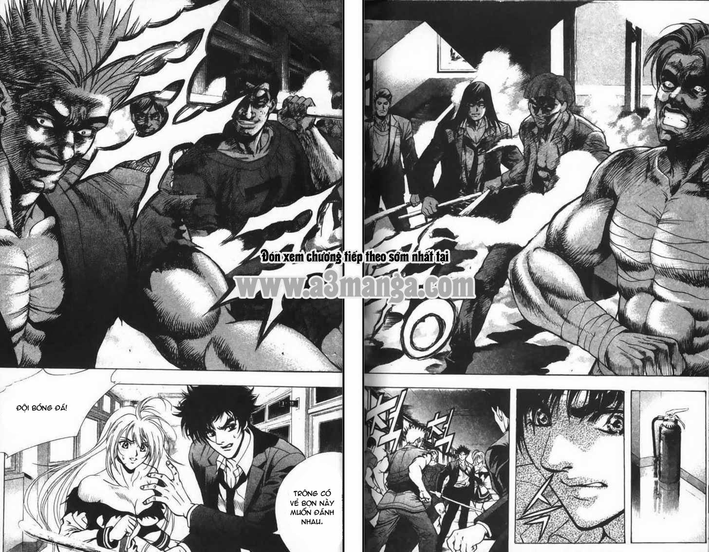 Evils Return chap 9 Trang 9 - Mangak.info