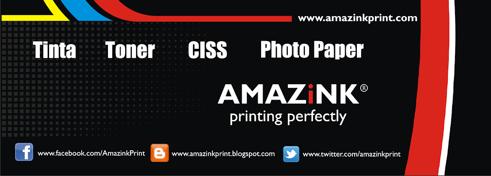 TINTA PRINTER DAN TONER PRINTER AMAZiNK | Official Blog