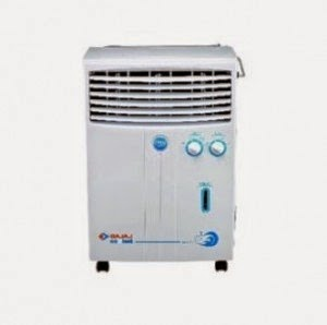 Buy Bajaj Glacier PC 2014 Air Cooler at Rs.4339 only + Rs.88 cash back