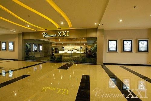 Alamat Bioskop Plasa Cibubur XXI (Bekasi)