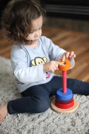 NAMC Montessori modern materials infant toddler environment