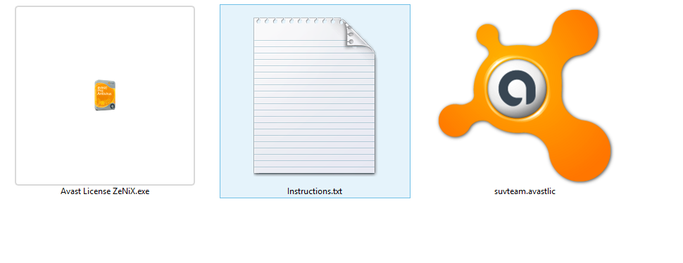 avastlic file download full version