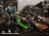 MORTAL KOMBAT X Gameplay battle 1