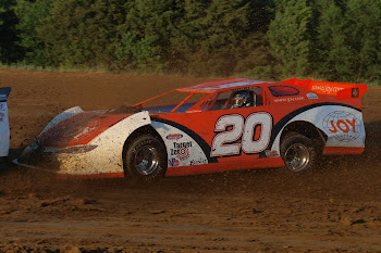 Jeremy Zufall On  the Dirt Track
