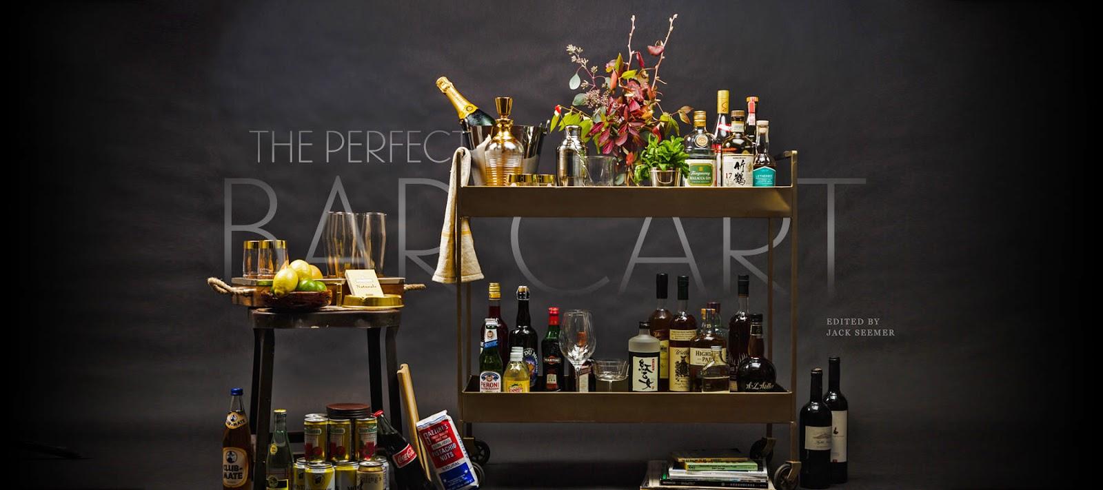 REVIVAL OF THE STREETS: Die perfekte Hausbar