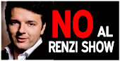NO AL RENZI SHOW