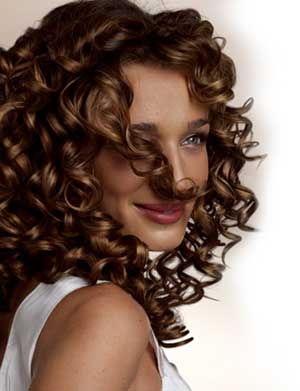 Beautiful By Choice: The Queen of Curls: A History of The Perm