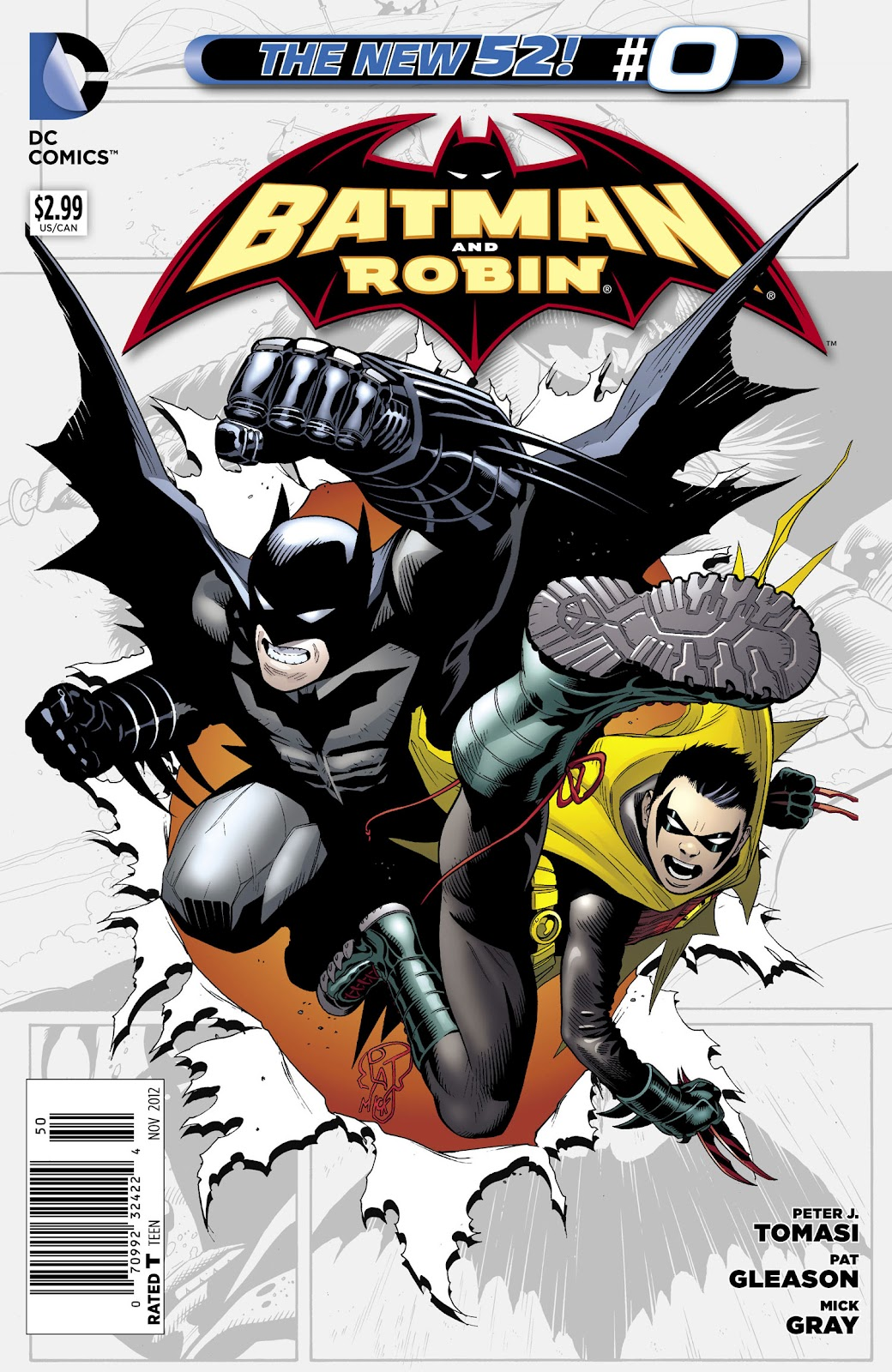 Fashion of the bat an extremely thorough examination of batman s - Batman And Robin 0 Story Peter J Tomasi