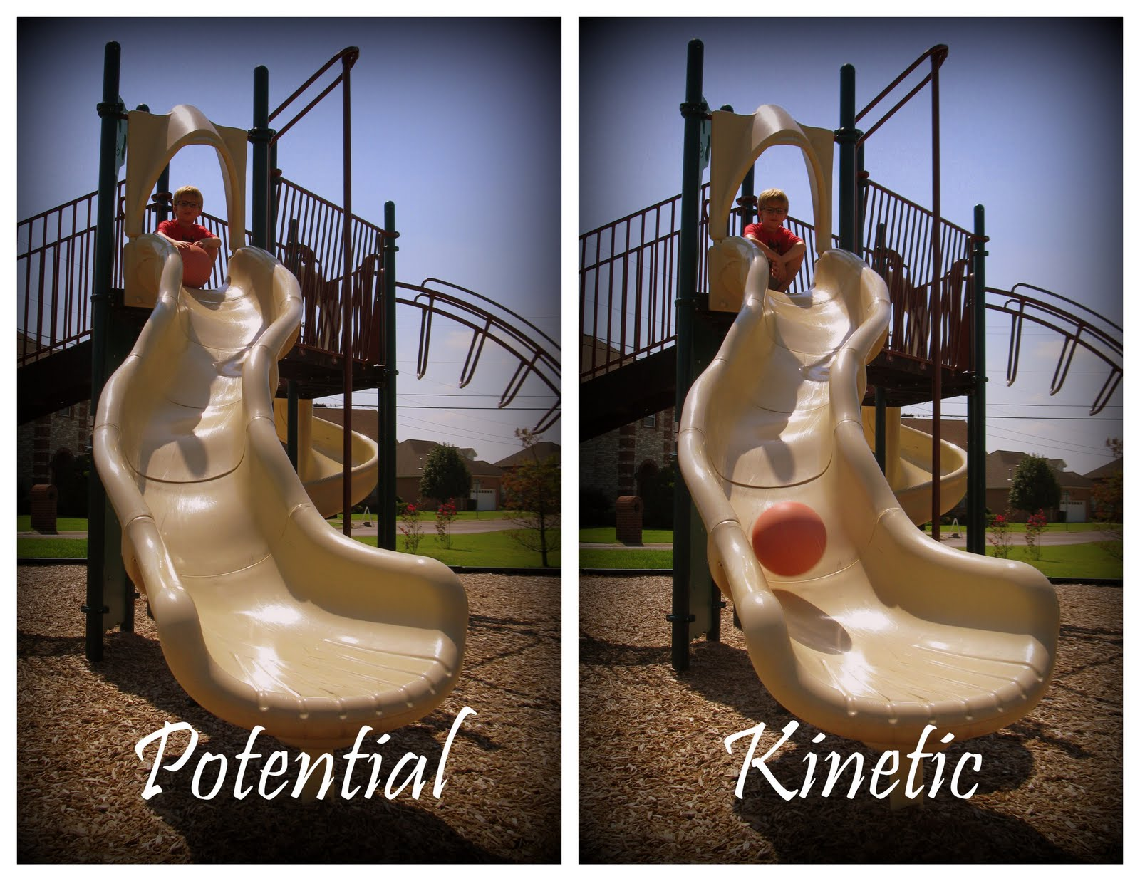 Pyrite Club | Images: Examples Of Potential Energy For Kids
