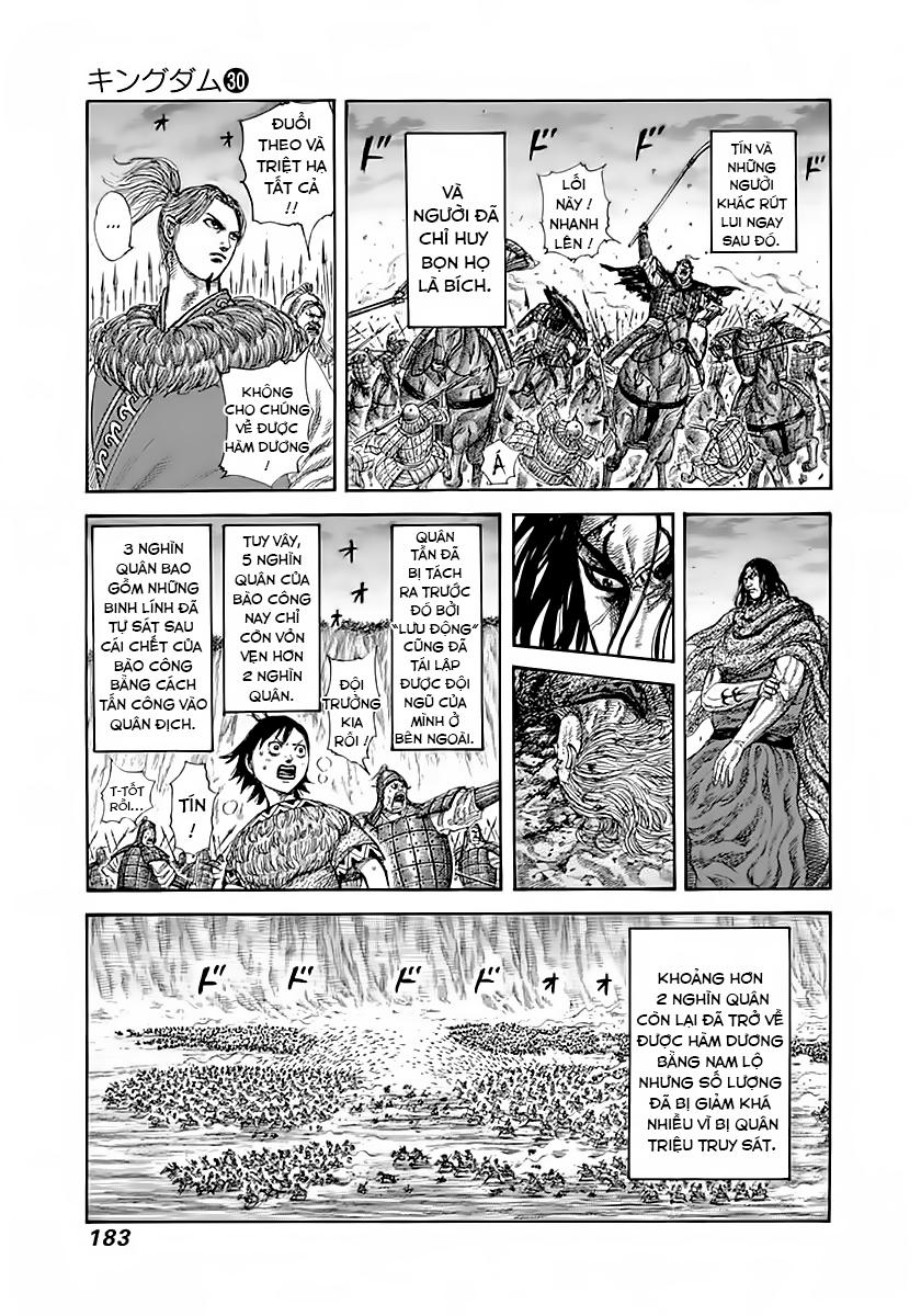 Kingdom - Vương Giả Thiên Hạ Chapter 326 page 14 - IZTruyenTranh.com